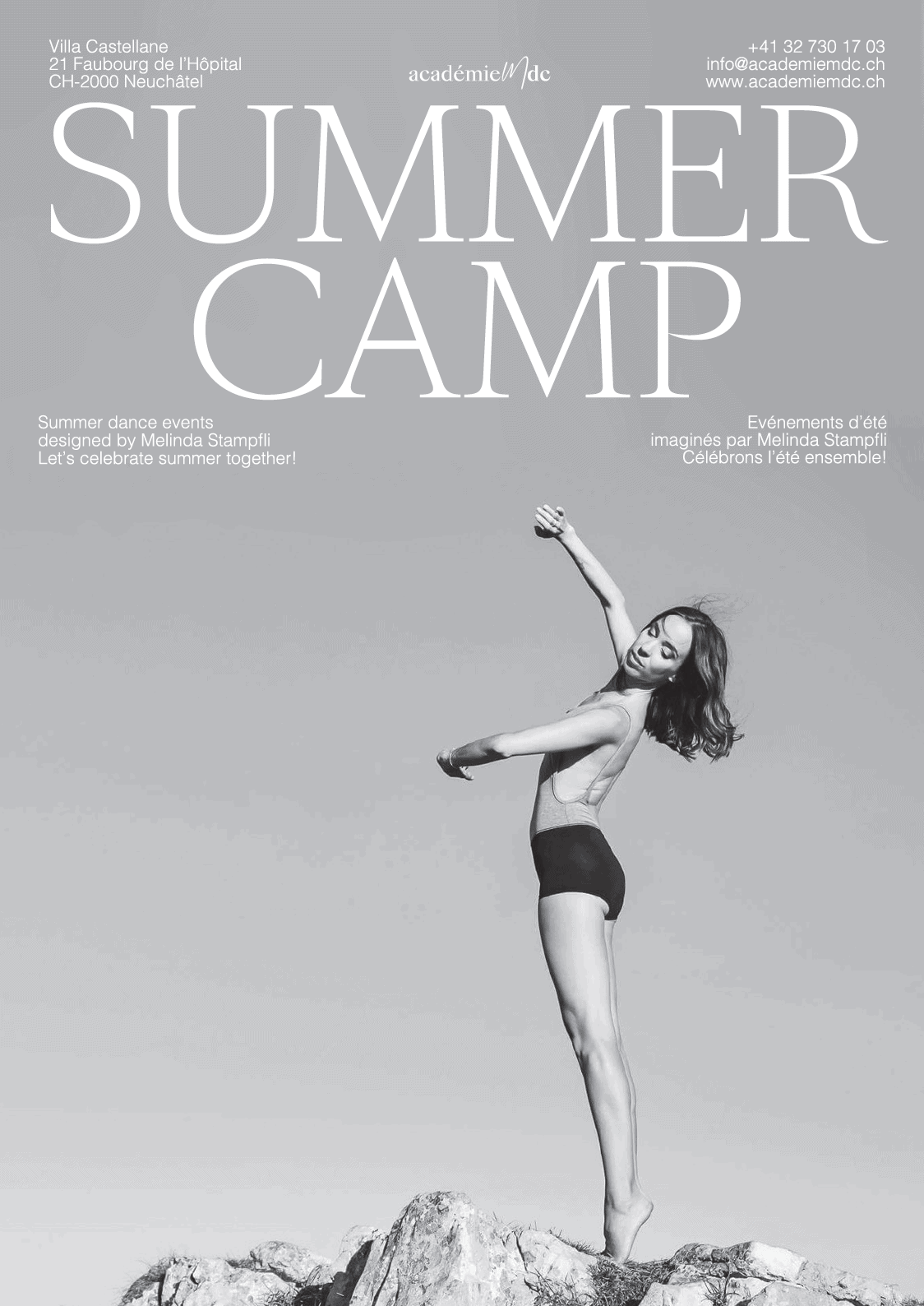 Summer Camp Académie MDC